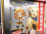 アキバ☆ソフマップ2号店、ねんどろいどのPOP