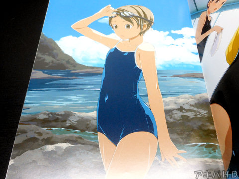 海辺の白フチタイプの新スク水少女ハジケル夏の香り(スク水の香りなど)を感じ取っていただけましたら幸いです