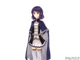 リトナ・ラインヴァスタ(フォーマル)、セルフィーネ姫のフォーマルガーデン。堅実な性格をしているが昔は不良だった